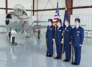 CADET-HONOR-GUARD-IN-HANGAR-WITH-T-33-1024x743