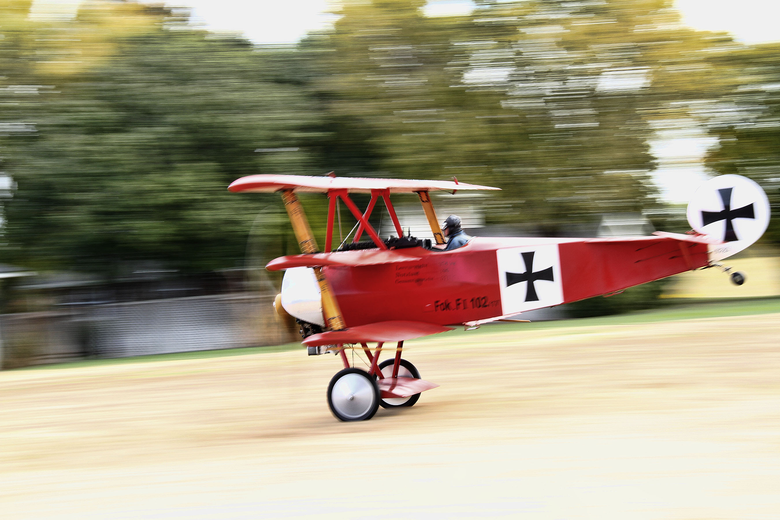 FOKKER_TAKE_OFF